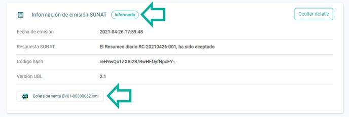 XML FV alegra peru ayuda