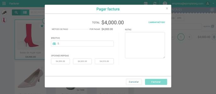 pago efectivo alegra pos argentina